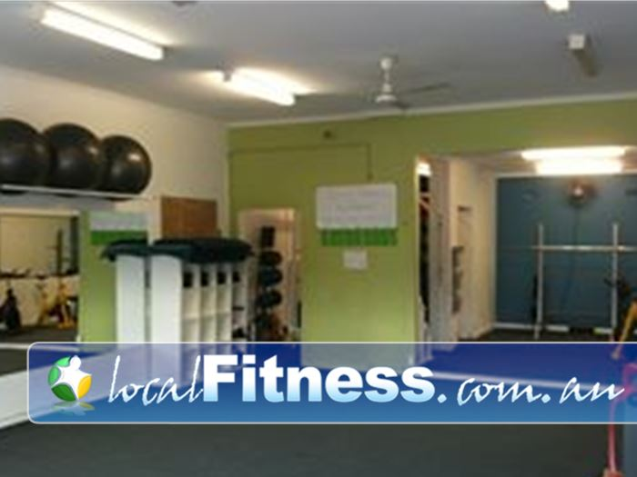 Bustamove Personal Training Black Rock Bustamove Personal Training is small, friendly and personal.