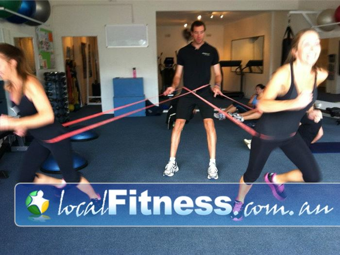 Bustamove Personal Training Near Mentone Training with your friend or partner is a great way to push yourself.
