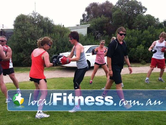 Bustamove Personal Training Near Bentleigh Our Black Rock personal trainers will encourage and motivate you.