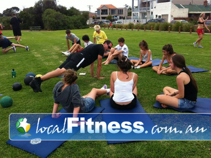 Bustamove Personal Training Black Rock Take advantage of beautiful outdoor group training sessions.