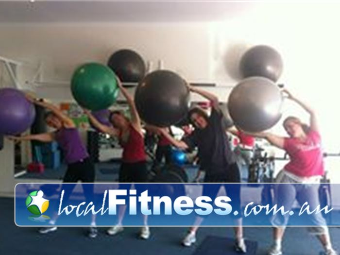 Bustamove Personal Training Black Rock We have specialist group training inc. Seniors and Youth training.