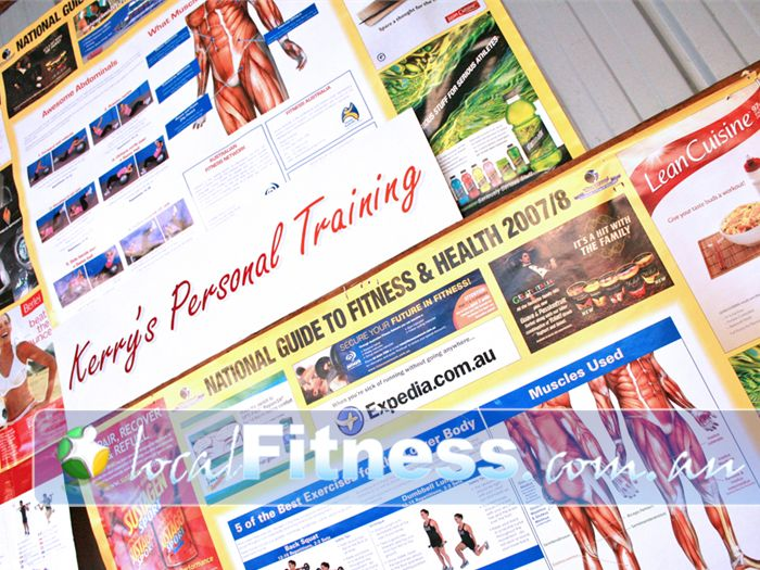 Kerry's Personal Training Gym Karingal  | Welcome to Kerry's Private Personal Training!
