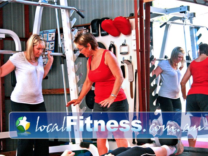 Kerry's Personal Training Somerville Gym Fitness Private one on one training
