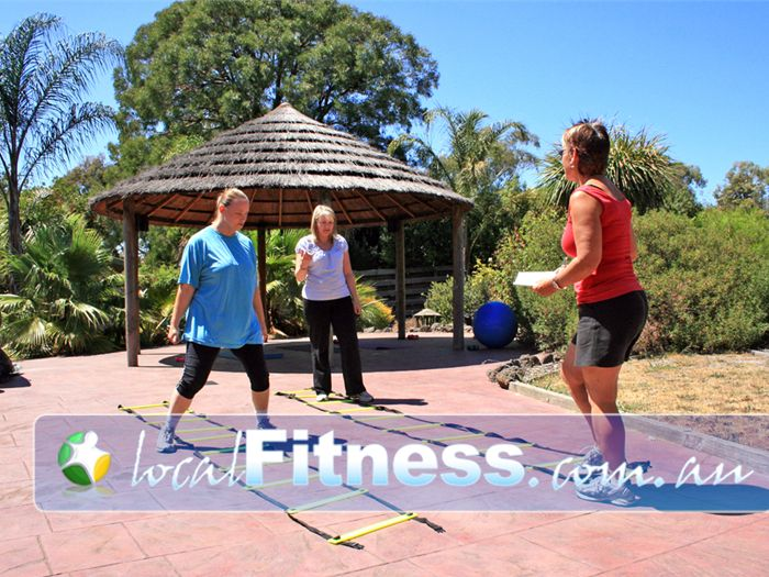 Kerry's Personal Training Cannons Creek Gym Fitness A unique tropical training