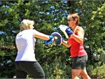 Kerry's Personal Training Pearcedale Gym Fitness Cardio boxing sessions to get