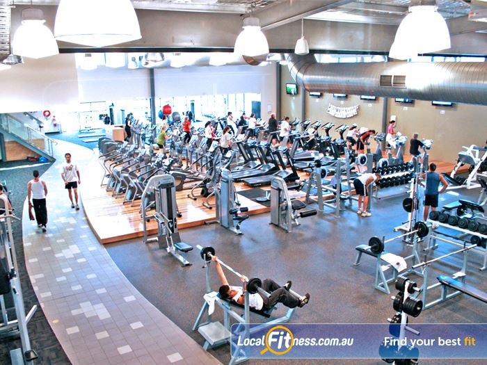 Windy Hill Fitness Centre Gym Essendon The Redeveloped Windy Hill Essendon Gym Is A World