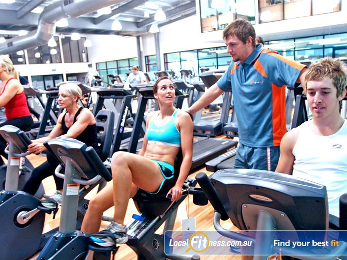Windy Hill Fitness Centre Gym Yarraville  | A community feel with friendly staff in our