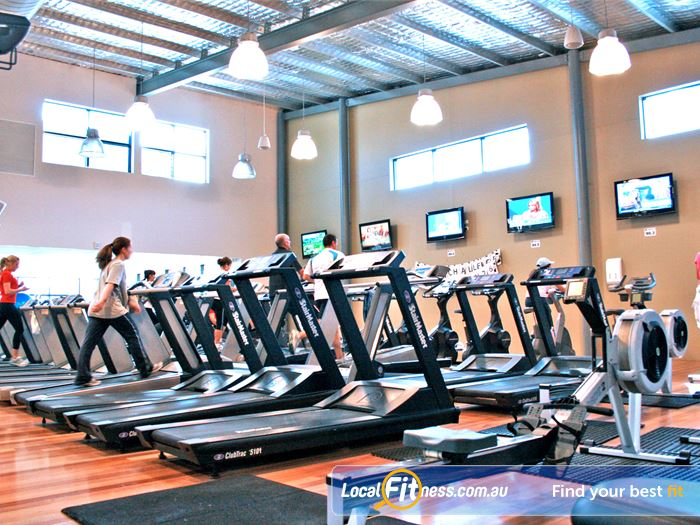 Windy Hill Fitness Centre Strathmore Gym Fitness Windy Hill's huge fully