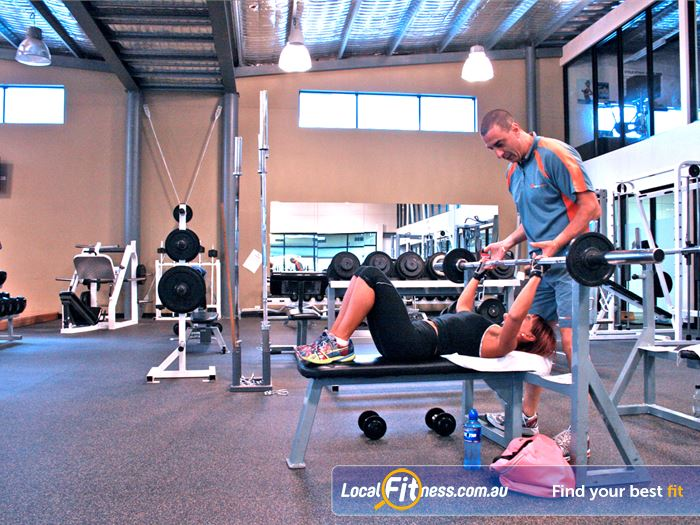 Windy Hill Fitness Centre Free Weights Area Essendon Ask Our Instructors About Incorporating
