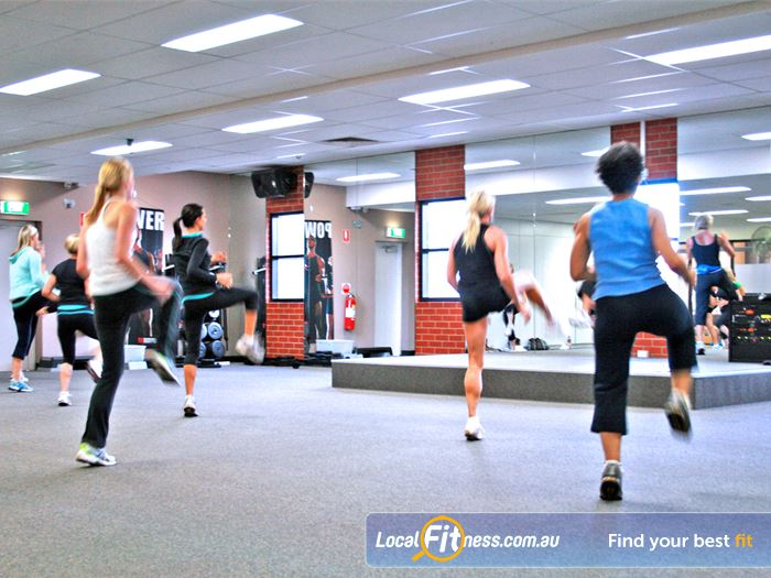 Windy Hill Fitness Centre Aerobics Studio Essendon Join In On All The Fun With Windy Hill