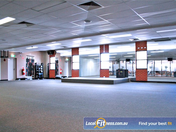 Windy Hill Fitness Centre Aerobics Studio Essendon Fully Air Conditioned And Carpeted Flooring