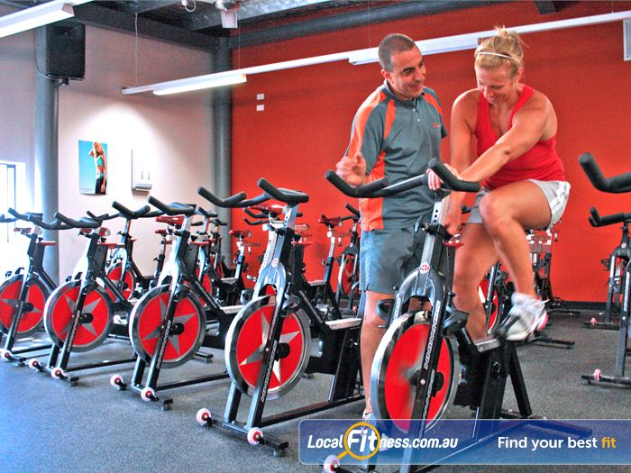 Windy Hill Fitness Centre Cycle Studio Near Essendon North Our Trainers Will Push You Towards