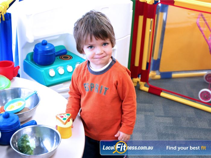 Windy Hill Fitness Centre Child Care Area Essendon Exciting Activities For Your Children While