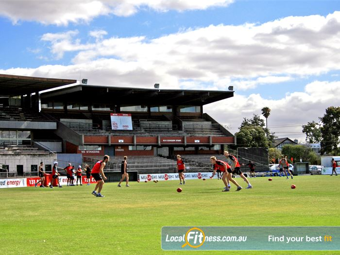 Windy Hill Fitness Centre Outdoor Training Near Strathmore Train In The Home Of The Essendon