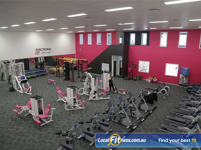 Fernwood Fitness Gym Shepparton  | Welcome to the bigger and brighter Fernwood Shepparton