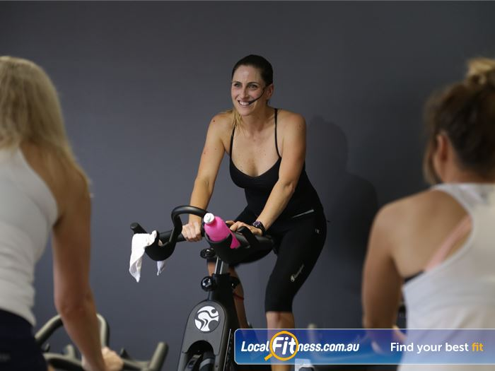 Fernwood Fitness Gym Shepparton  | Dedicated Shepparton spin cycle studio.