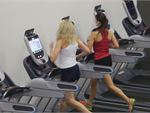 State of the art cardio equipment with 24