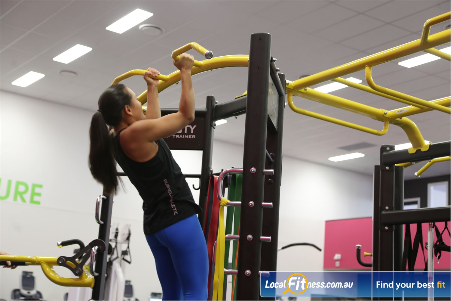 Fernwood Fitness Near Grahamvale Get into functional training with Fernwood Functional FIT.