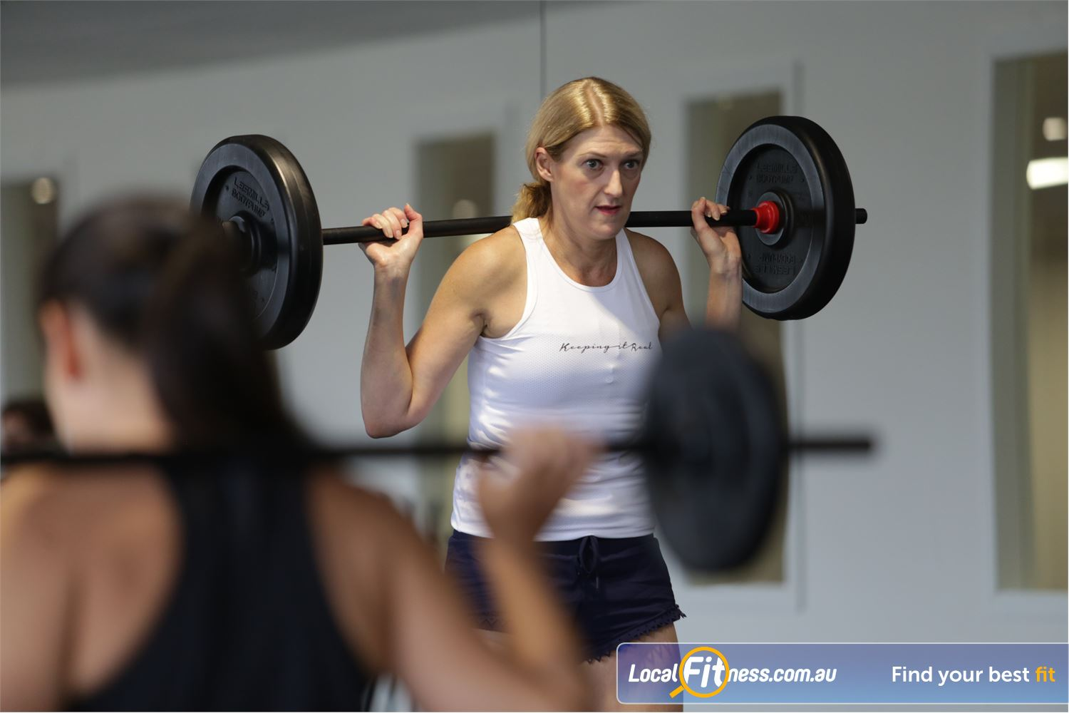 Fernwood Fitness Shepparton 24 hour Shepparton gym with a female only safe environment.
