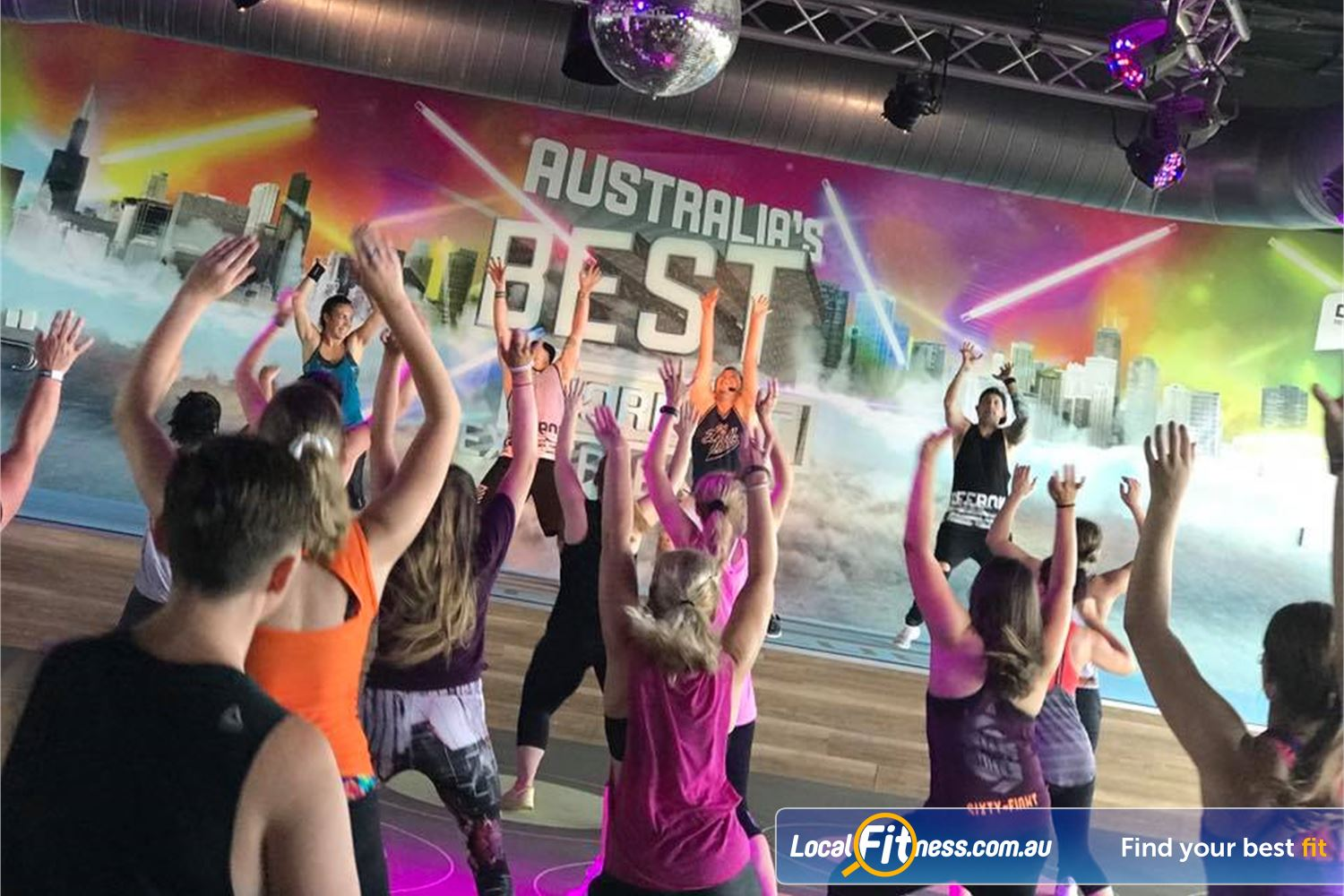 Goodlife Health Clubs Near Holmview Join the party with Les Mills, Beenleigh Zumba and more.