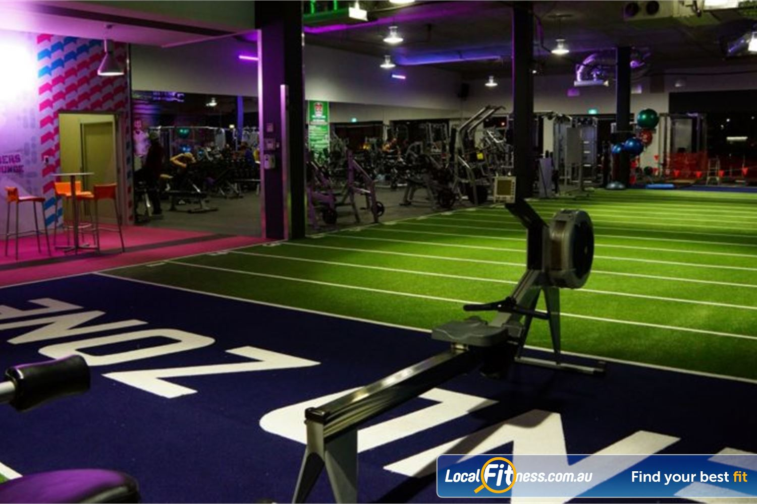 Goodlife Health Clubs Beenleigh Join our range of Beenleigh HIIT gym classes.