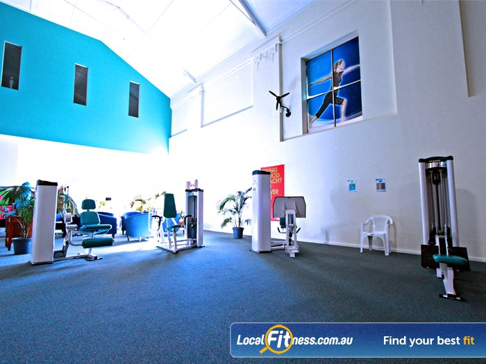 Fernwood Fitness Gym Woonona  | Our Woonona women's gym provides a spacious 2
