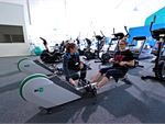 Vary your cardio workout with indoor rowing in