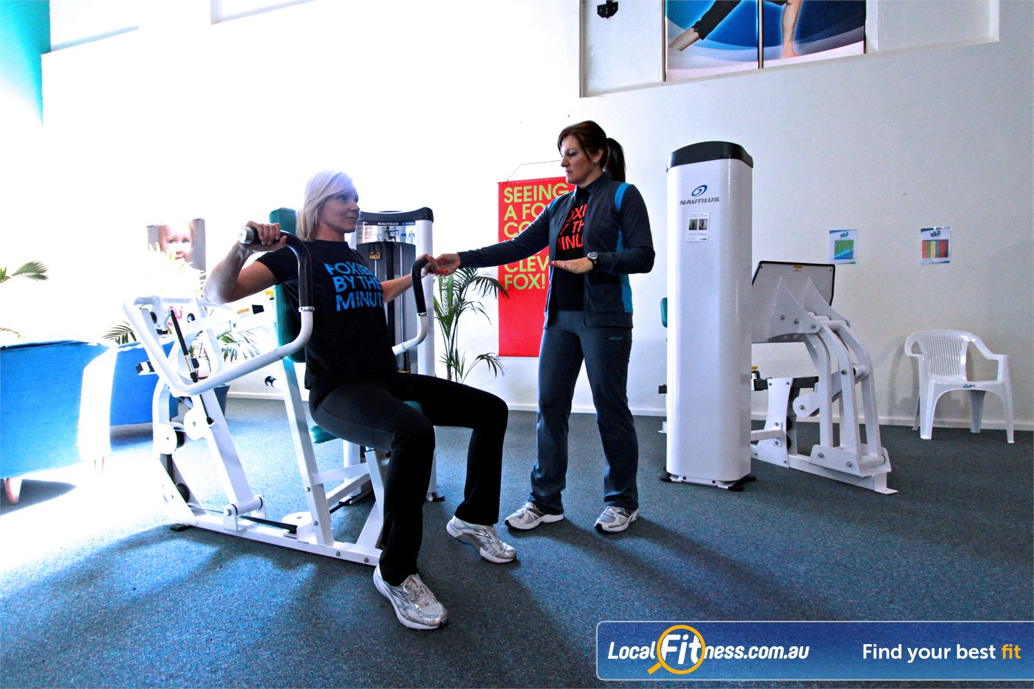 Fernwood Fitness Near East Corrimal Not all women strength training is equal. Equipment matters!