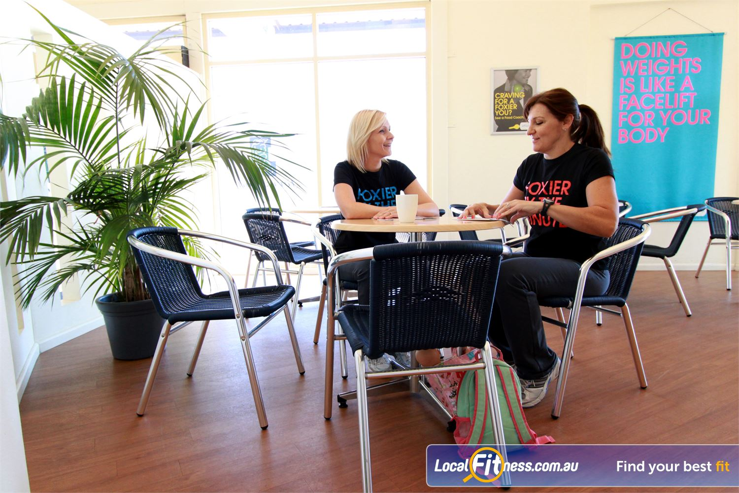 Fernwood Fitness Near East Corrimal At Fernwood Woonona we will provide a fun, friendly and energetic atmosphere.