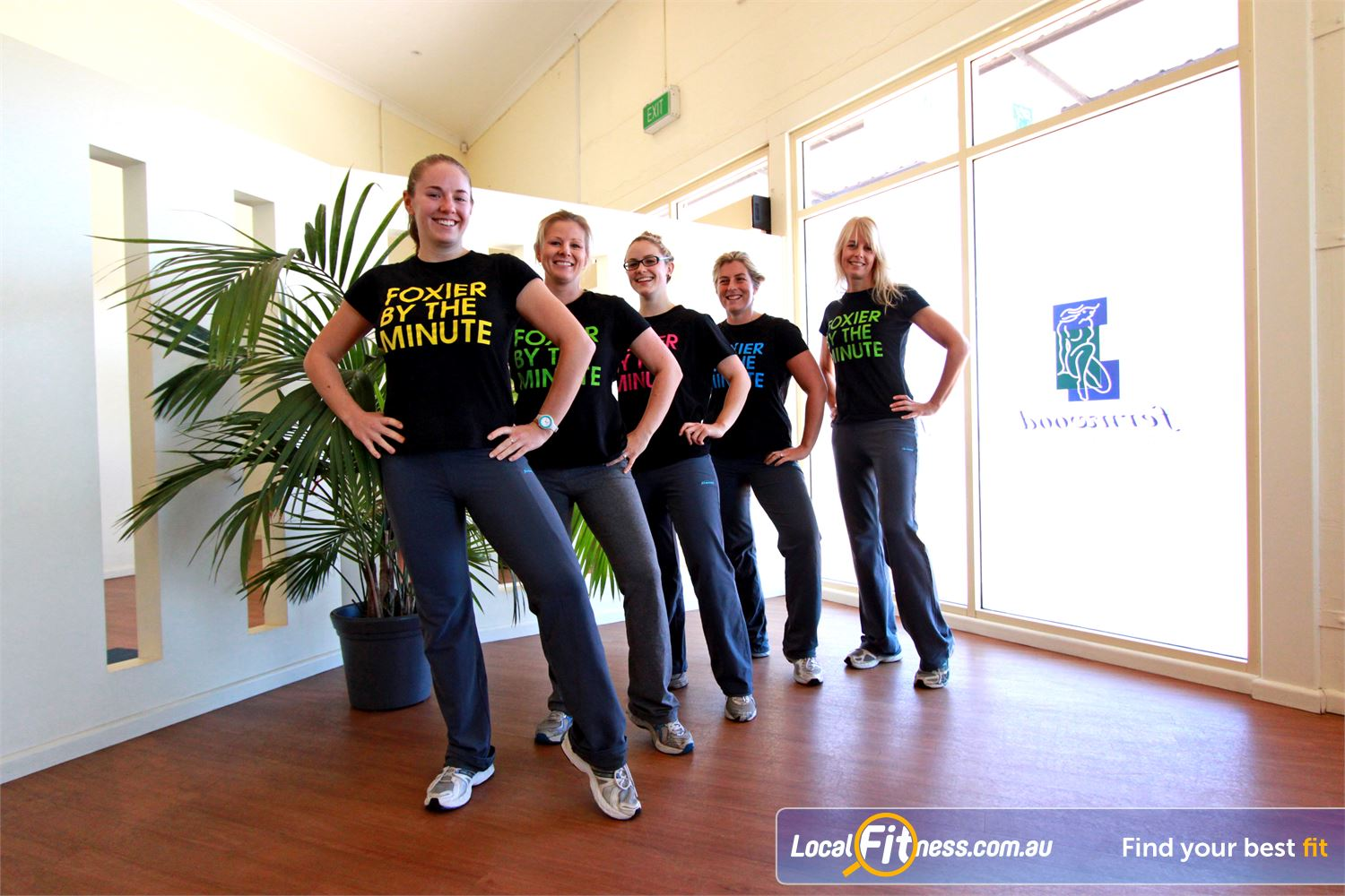 Fernwood Fitness Woonona Have peace of mind, our team are experts in exercise for women.