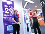 Contours Canterbury Gym Contours 29 mins a day, three days a