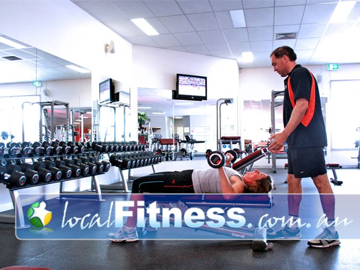 One Health & Fitness Gym Kangaroo Ground  | Friendly and supportive staff readily available.