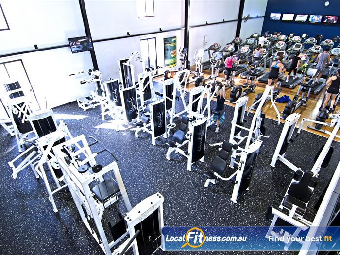 Goodlife Health Clubs Gym Bardon  | Our Graceville gym was one of the first