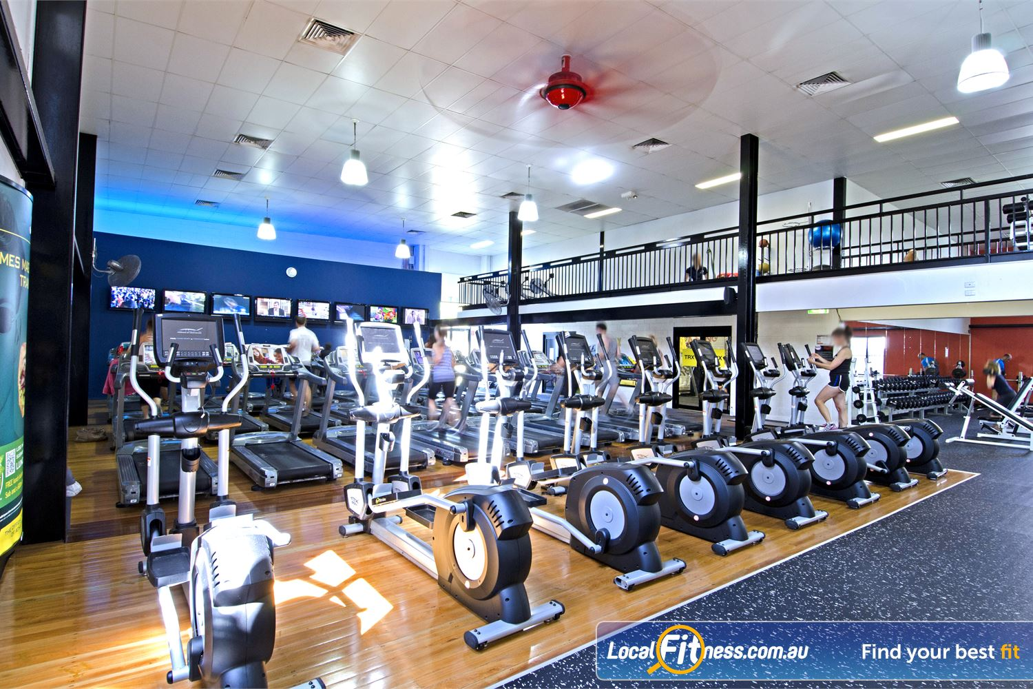 Goodlife Health Clubs Near Sherwood Tune into your favorite shows on your personalised LCD screen or cardio theatre.