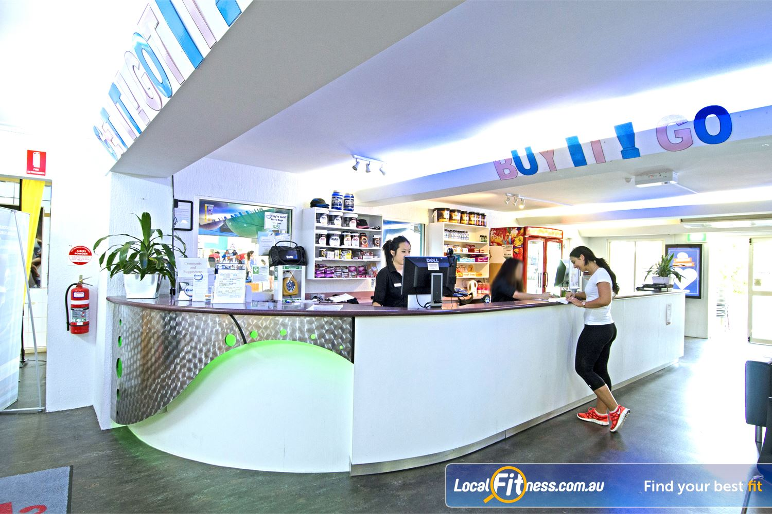 Goodlife Health Clubs Graceville Meet our friendly Goodlife team who will take care of your every need.