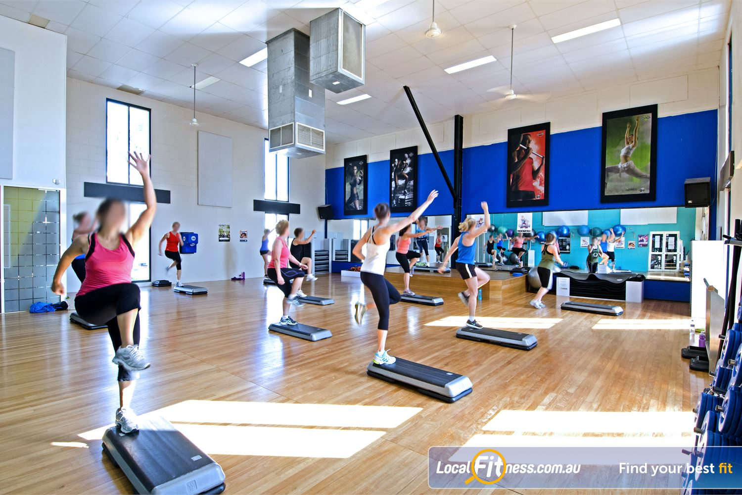 Goodlife Health Clubs Near Sherwood Les Mills, Boxing, Emily Skye and more.