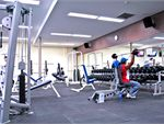 Bundoora Netball & Sports Centre La Trobe University Gym Fitness The spacious gym floor provides