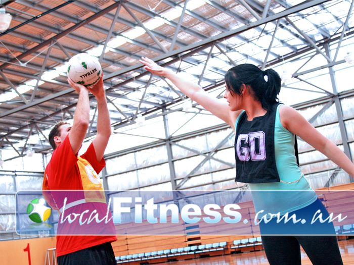 Bundoora Netball & Sports Centre La Trobe University Gym Fitness International standard indoor