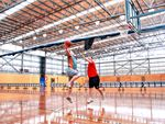 Bundoora Netball & Sports Centre Watsonia Gym Fitness 3 indoor basketball courts for