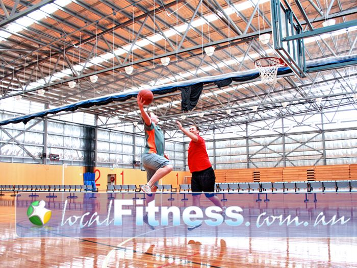 Bundoora Netball & Sports Centre Watsonia North Gym Fitness 3 indoor basketball courts for