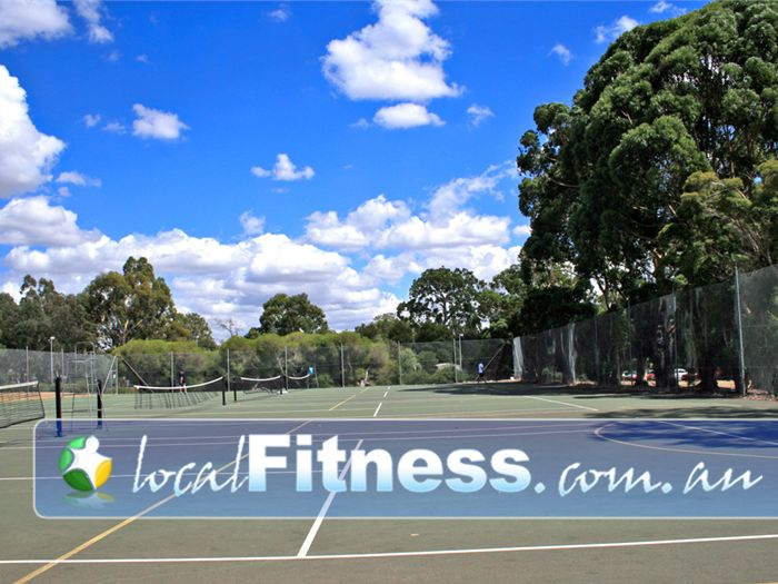 Bundoora Netball & Sports Centre Near Kingsbury Bundoora tennis courts available all year round.