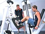 University Fitness Club Newtown Gym Fitness Fully equipped gym with easy to
