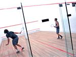 University Fitness Club South Geelong Gym Fitness 2 glass squash courts to play