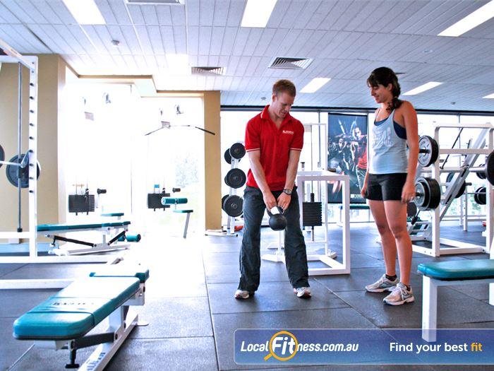 Genesis Fitness Clubs Gym Carnegie  | Kickstart your fitness with Genesis Caulfield Personal Training.