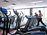 Genesis Fitness Clubs Elsternwick Gym Fitness An extended cardio theatre with