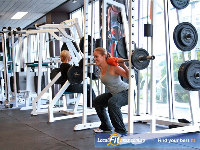 Genesis Fitness Clubs Gardenvale Gym Fitness Easy to use equipment and