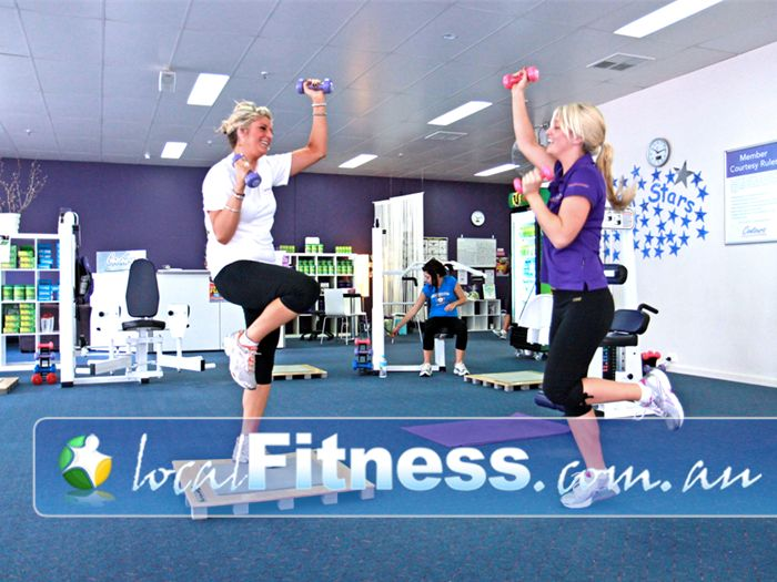Contours Aspendale Gardens Contours Aspendale Gardens women's fitness programs are simple, easy and fun.