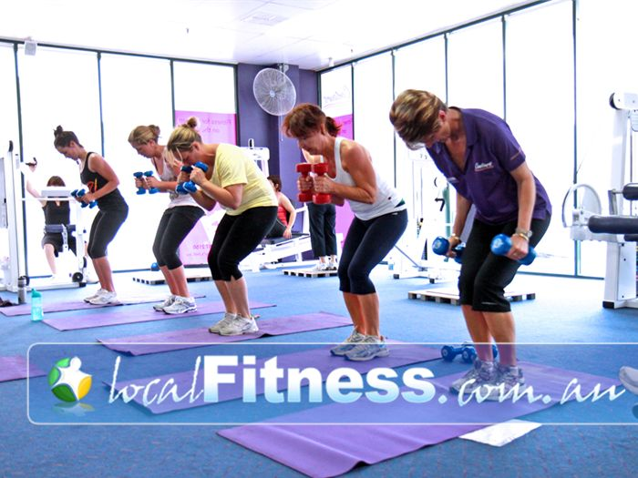 Contours Aspendale Gardens Fitness strength training for women is important at Contours Aspendale Gardens.