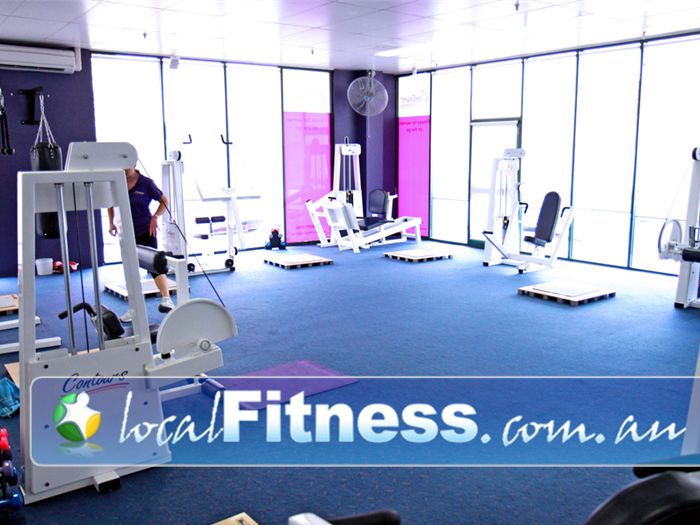 Contours Near Aspendale You'll lose weight in much less time in our intimate ladies gym.