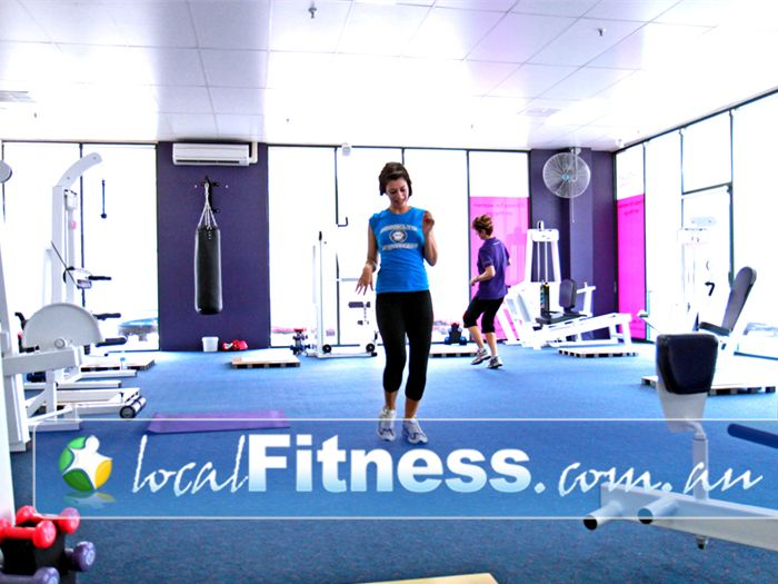 Contours Near Aspendale A personal and intimate women's gym without queues.